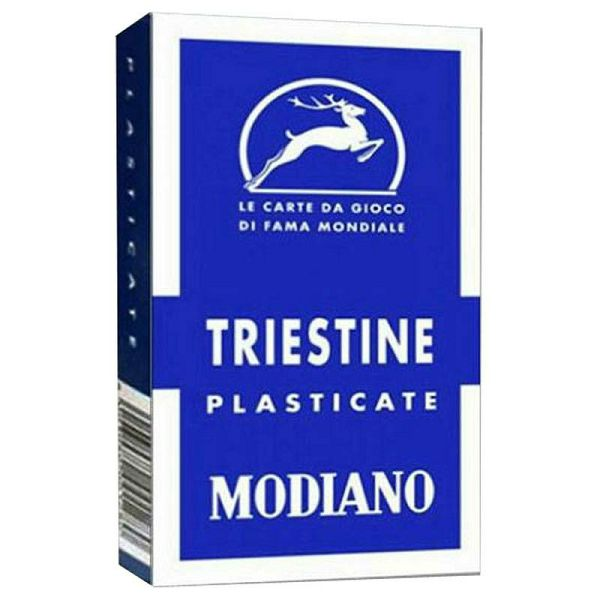 Triestine Modiano plastificirane