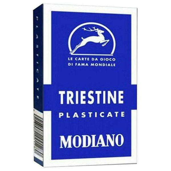 Triestine Modiano plastificirane