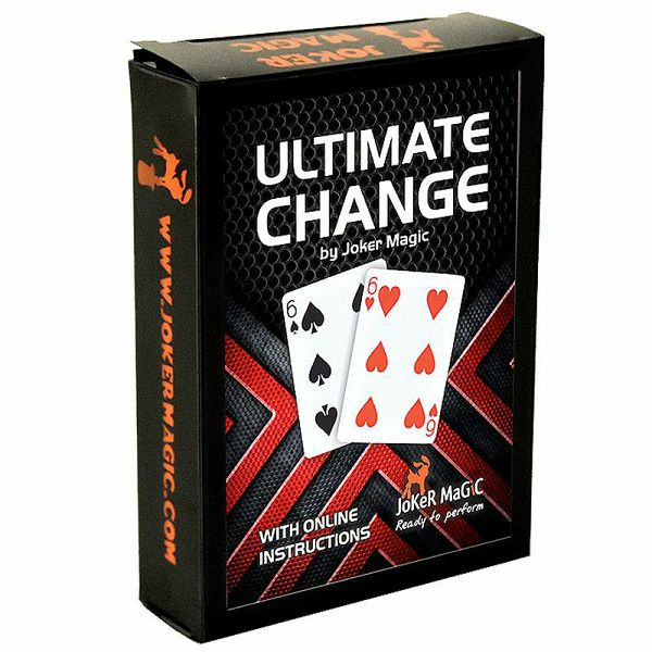 Ultimate Change by Joker Magic