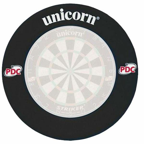 Unicorn Striker® Surround PDC Black