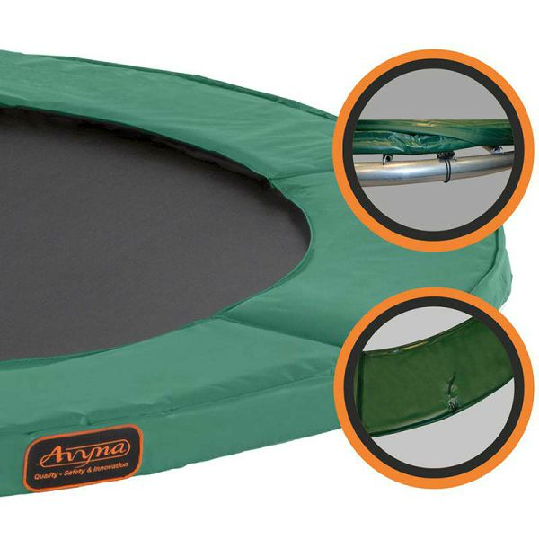 Universal Safety Pad 14ft Heavy Duty Green