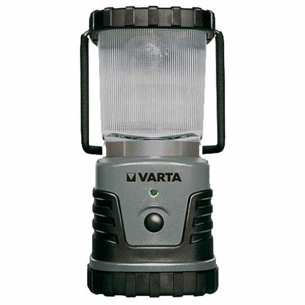 Varta 4 Watt LED Camping Lantern 3D