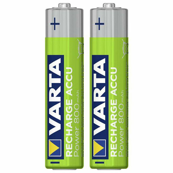 Varta Micro x2 AAA Ready2Use NiMH 800 mAh