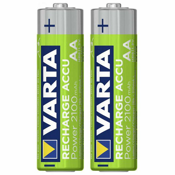 Varta Mignon x2 AA Ready2Use NiMH 2100 mAh