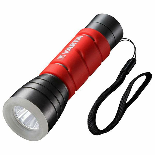 Varta Sports LED Flashlight 3AAA