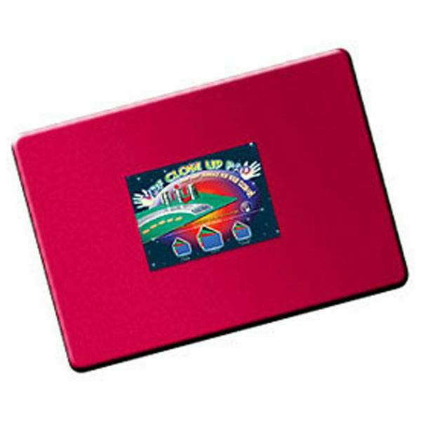 VDF Close Up Pad Professional Red