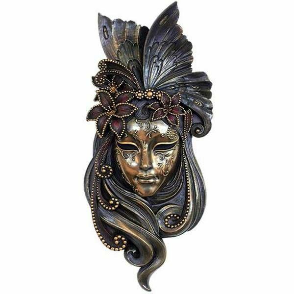 Venecijanska maska Lily