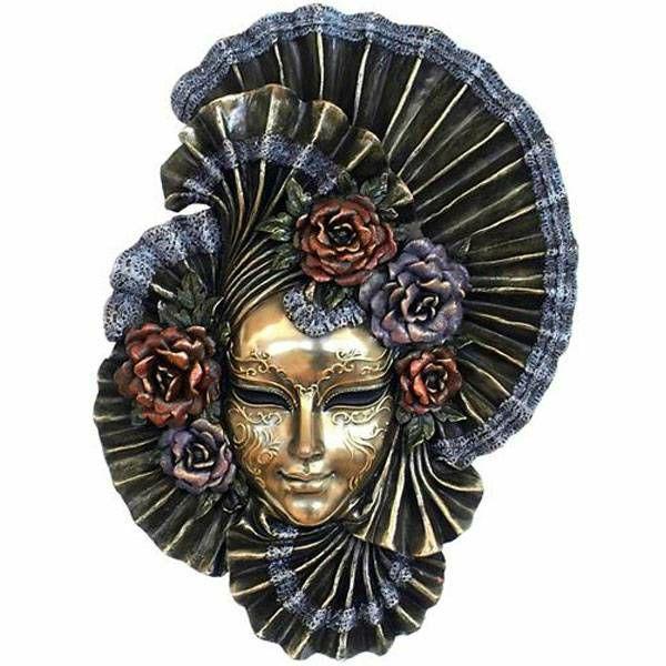 Venecijanska maska Peony
