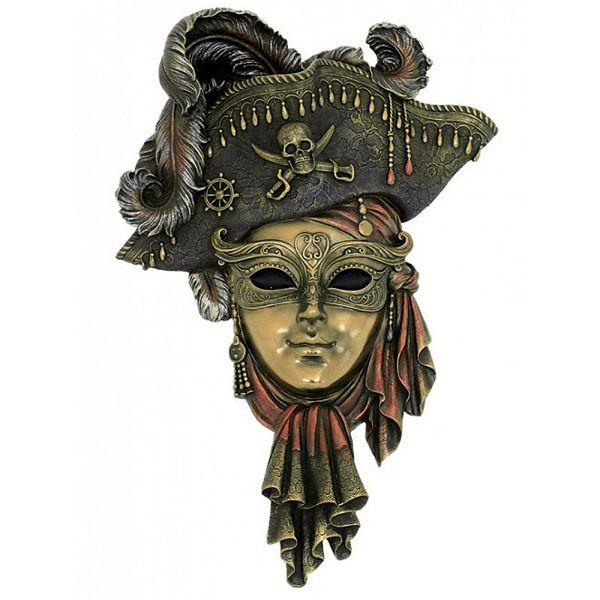 Venecijanska maska Pirate
