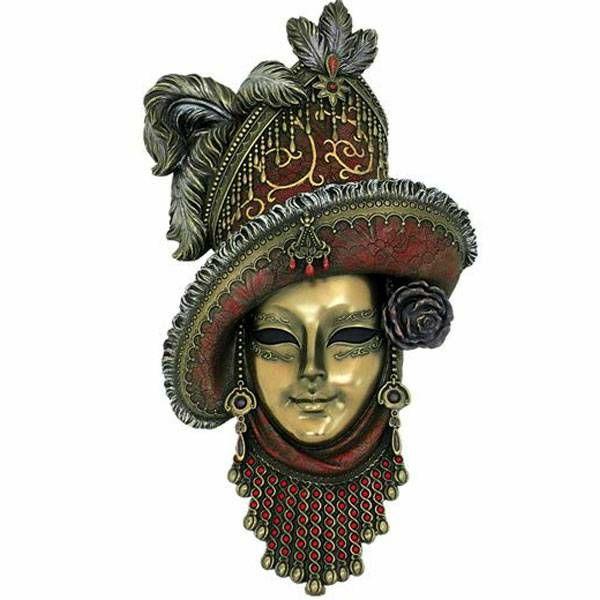 Venecijanska maska Red Hat