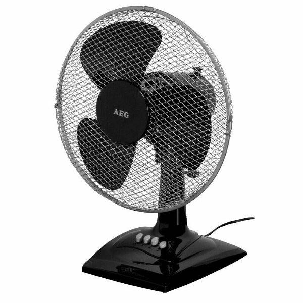 Ventilator AEG VL 5529 Black 30 cm