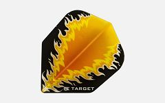 Vision Standard Fire Black & Orange