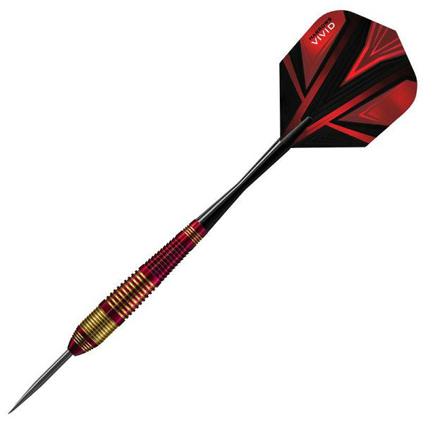 Vivid Darts Brass Red 22 g