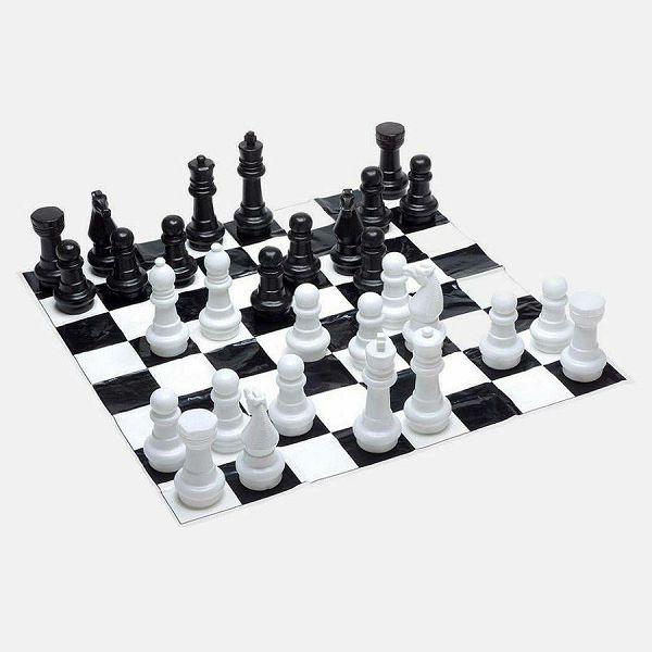 Vrtni šah 120 x 120 cm