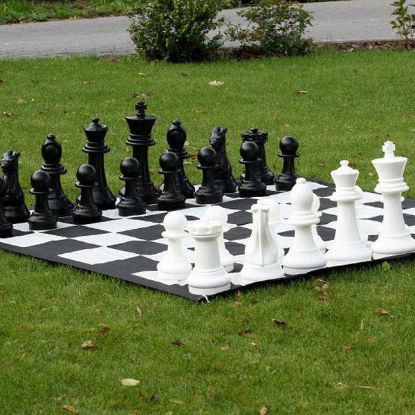 Vrtni šah Medium