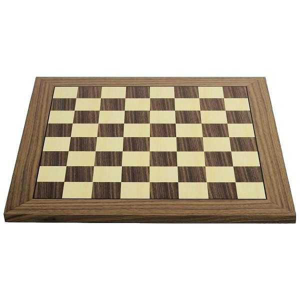 Walnut Chess Board 55 x 55