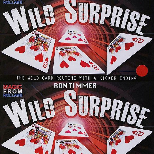 Wild Surprise by Ron Timmer