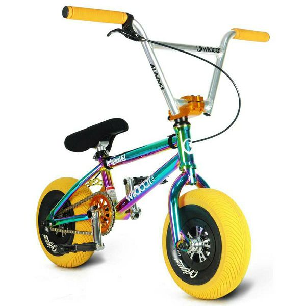 Wildcat Joker Original 2C Mini BMX Bike