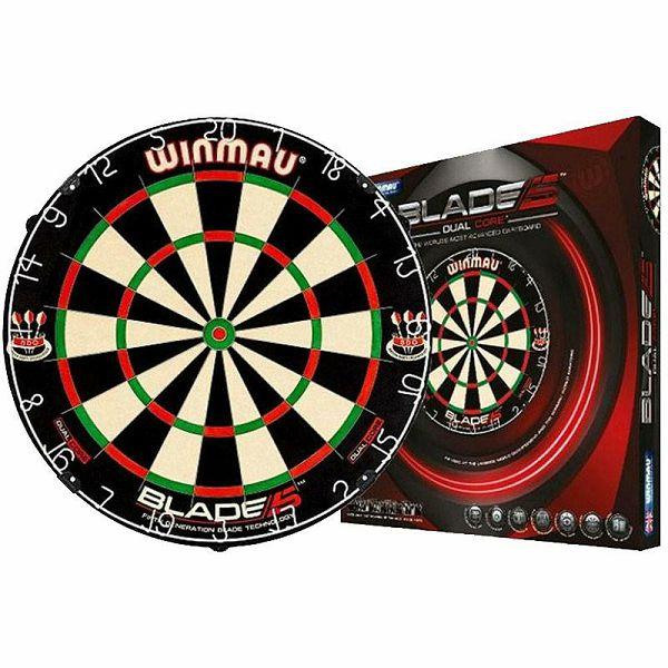 WINMAU Blade V Dual Core