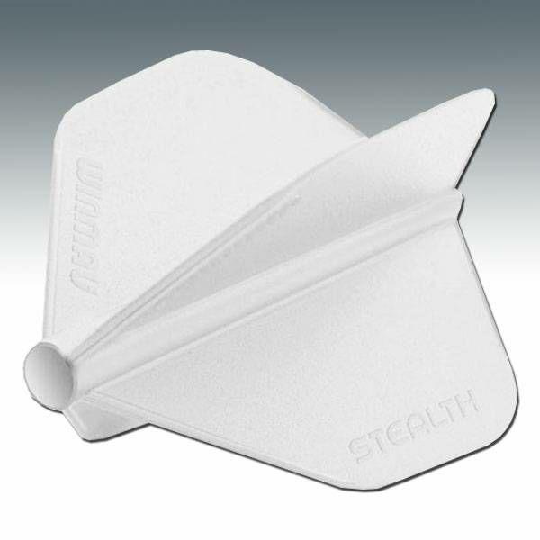 Winmau Standard Stealth White