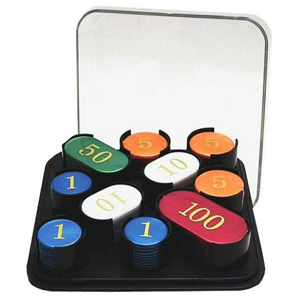 Žetoni za rulet 100 komada