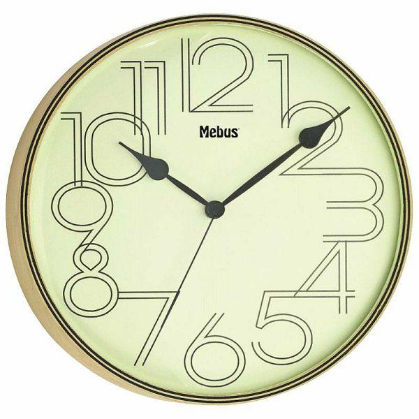 Zidni sat Mebus 17935 Quartz