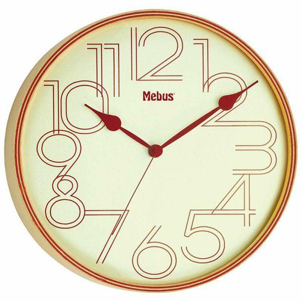 Zidni sat Mebus 17937 Quartz