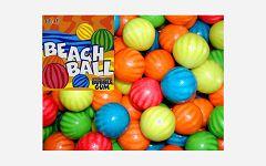Žvakaće gume beach balls