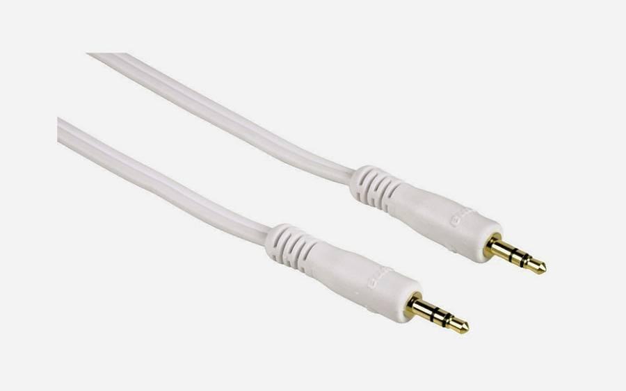 Audio kabel 2 m 14003