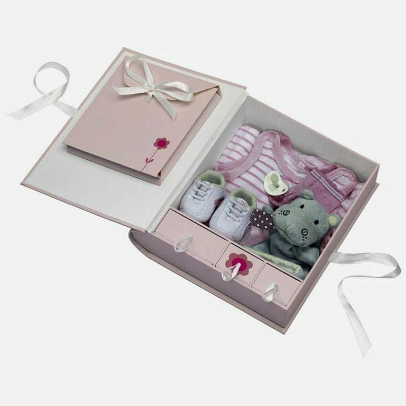 Baby Animal pink Memory Box