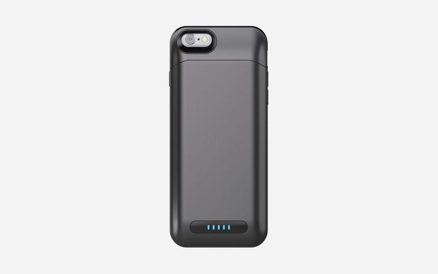 Battery Case 2200 mAh iPhone 6 black