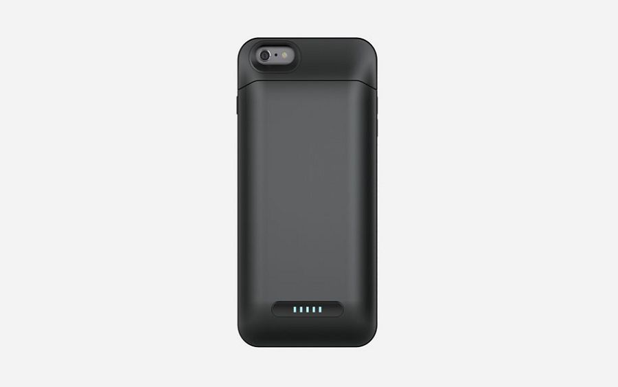 Battery Case 3000mAh iPhone 6 Plus black