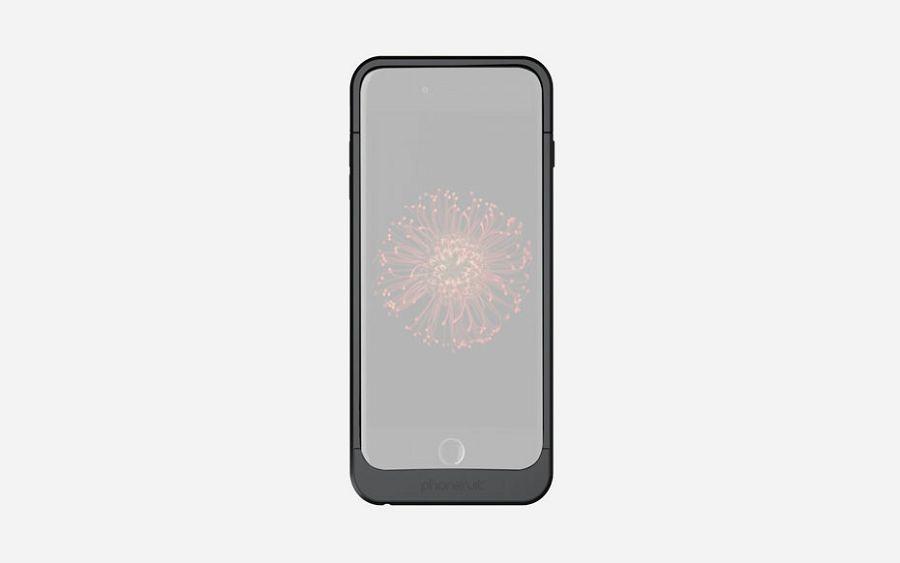Battery Case 3000mAh iPhone 6 Plus black