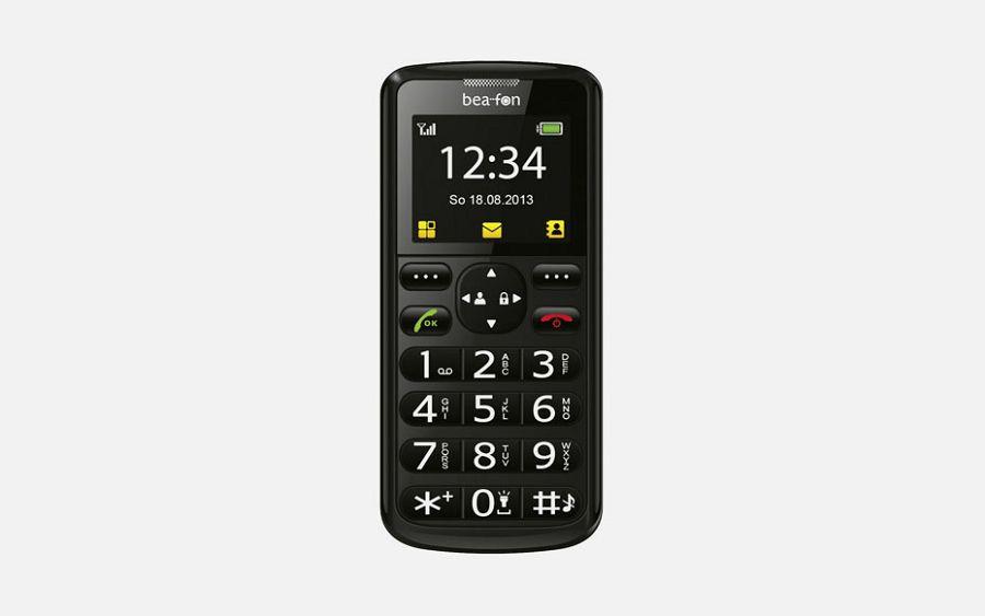 Mobitel Bea-fon S33 black