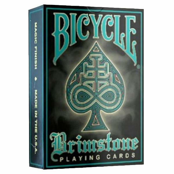 Bicycle Brimstone Aqua