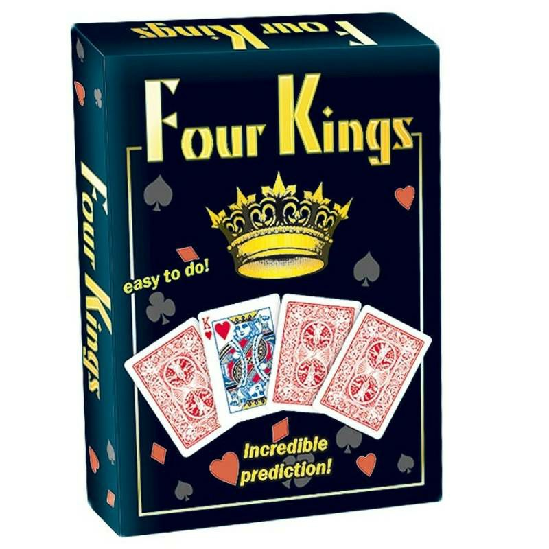 Bicycle Four Kings
