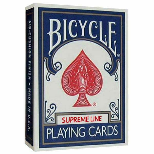 Bicycle Supreme Line Blue