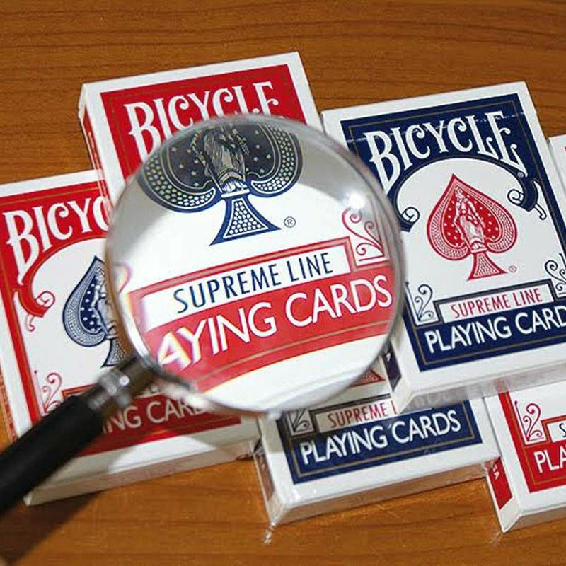 Bicycle Supreme Line Red