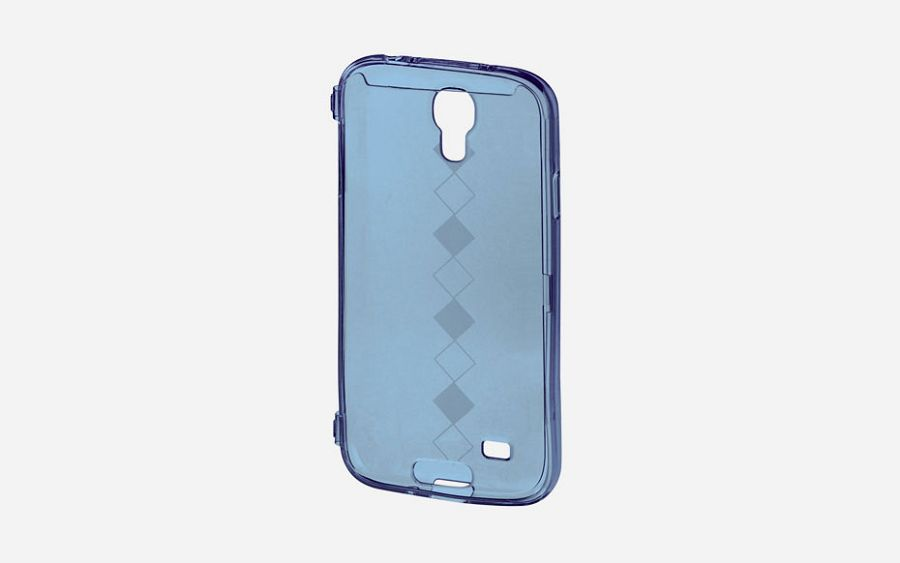 Booklet Case Galaxy S4 Blue 133091