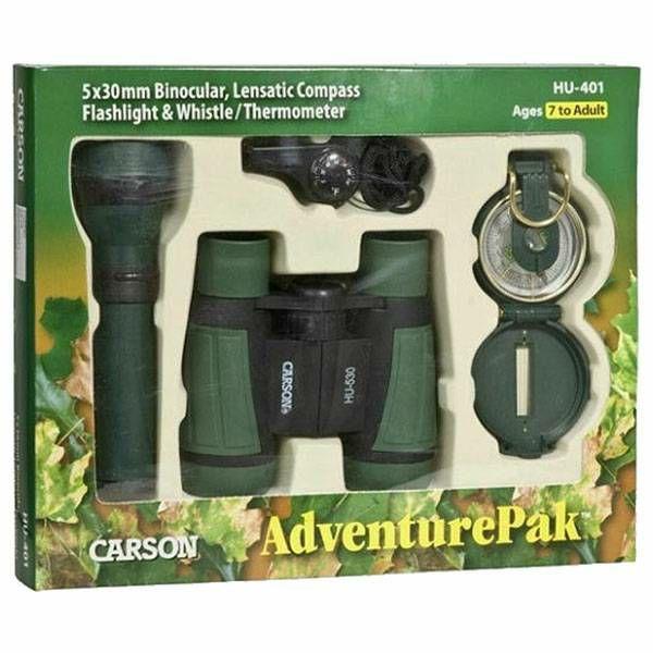 Carson HU-401 Adventure Pak
