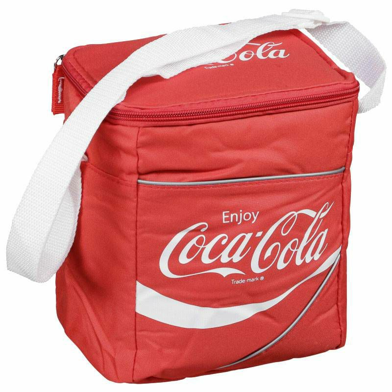 Coca Cola Classic 5 Cooling Bag red/white