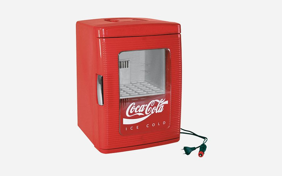 Coca Cola Mini Fridge 25