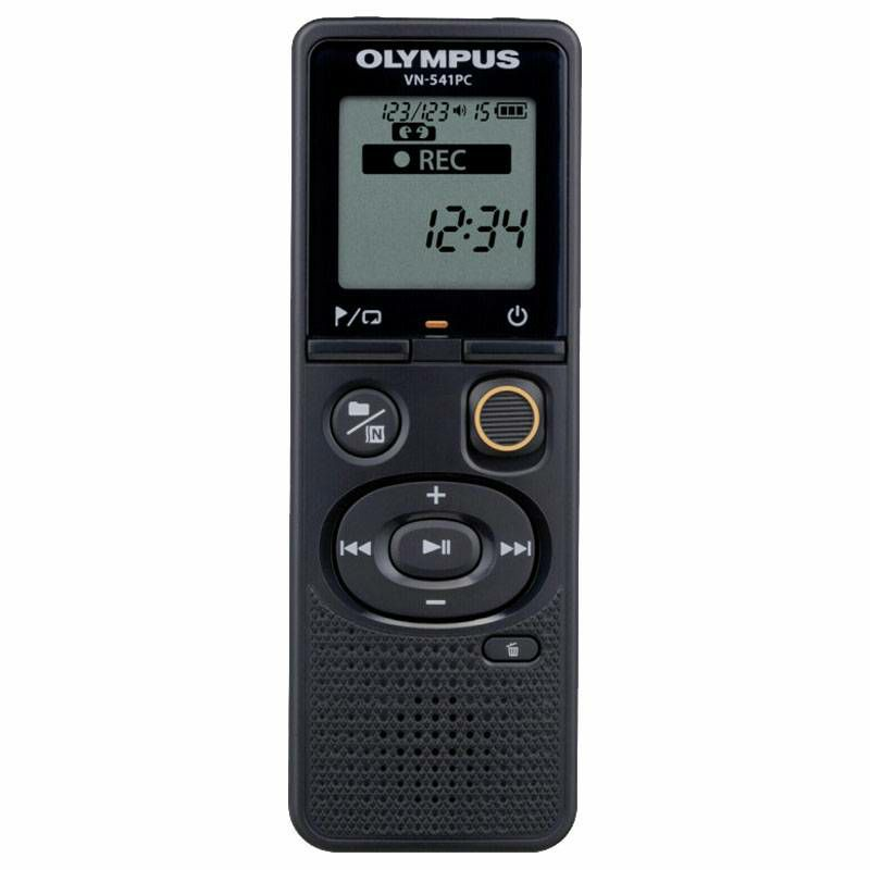 Diktafon Olympus VN-541PC 4GB Black