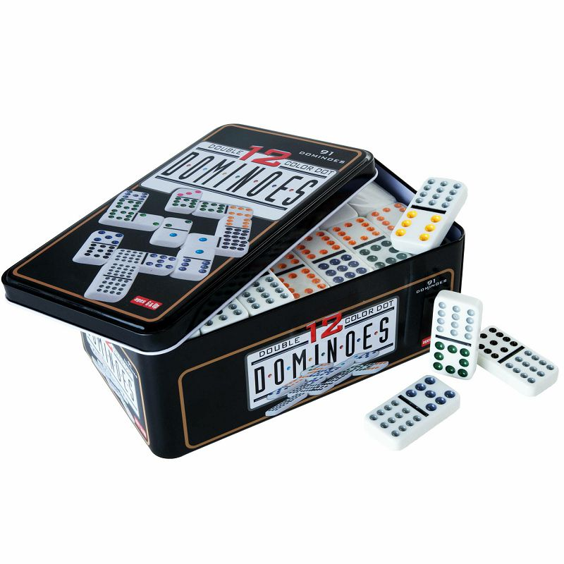 Domino u boji Double 12