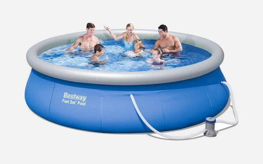 Fast Set™ Pool & Filter 396 cm