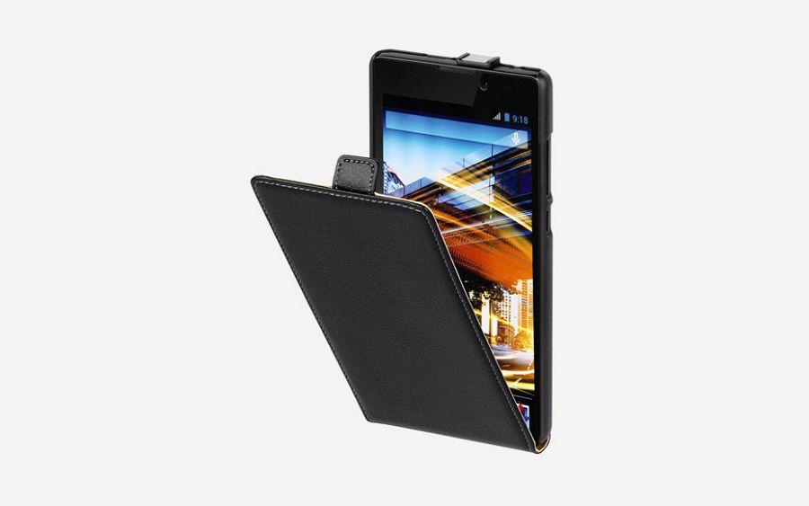 Flap Case Archos 50 Neon Black 135388