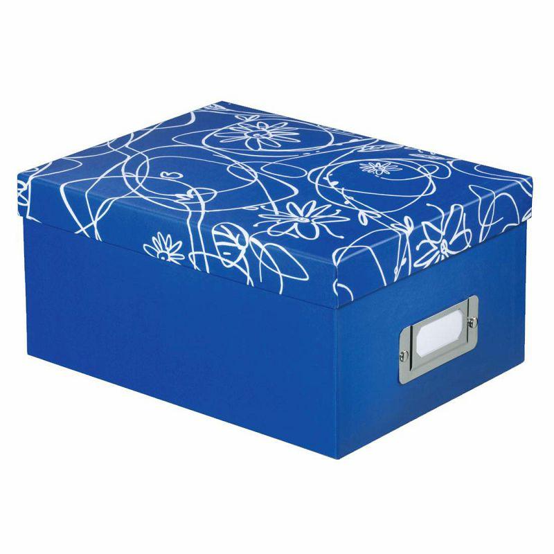 Fotobox Decori II blue