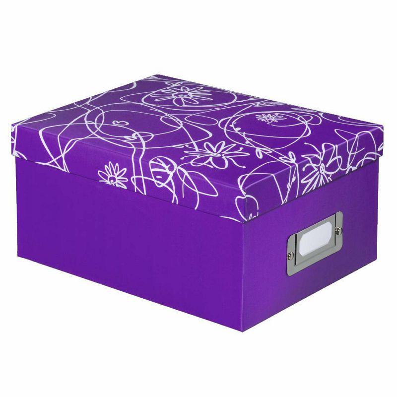 Fotobox Decori II lila