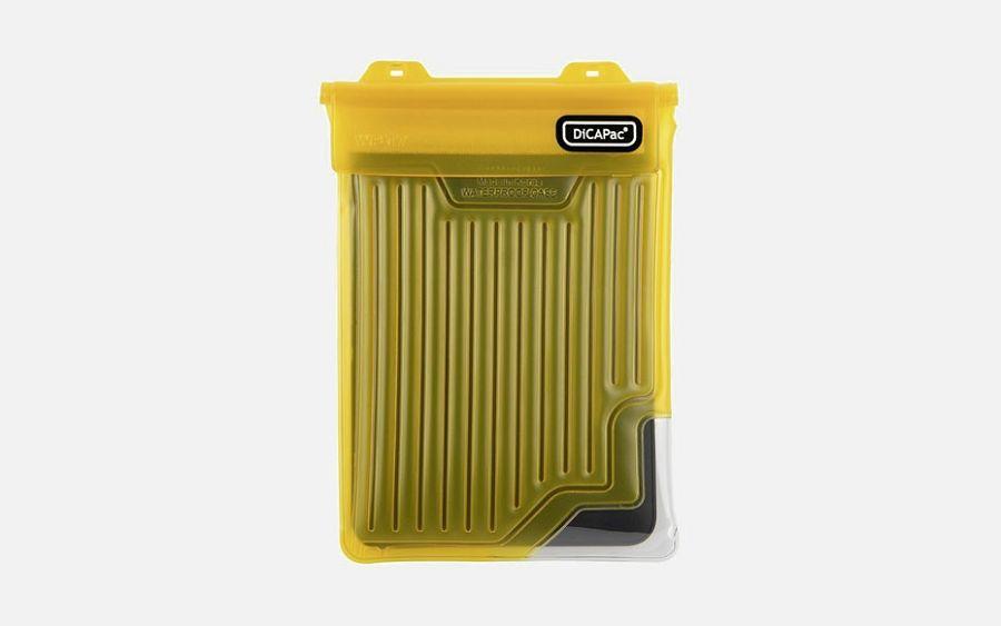Futrola DiCAPac WP-T7 yellow