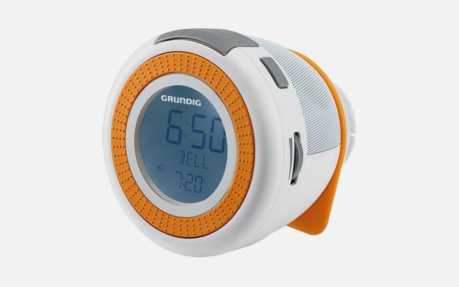 Grundig Sonoclock 230 USB white/orange